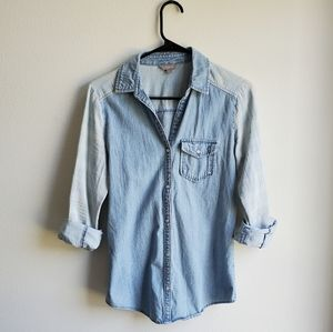 Nordstrom Chambray Button-Down